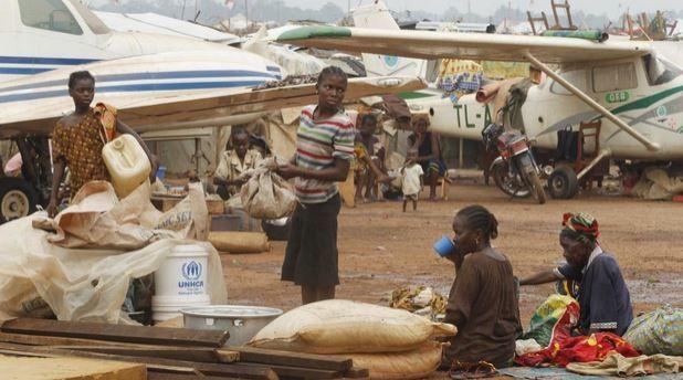 La Centrafrique, une &quot&#x3B;crise oubliée&quot&#x3B;, s'alarme l'ONU