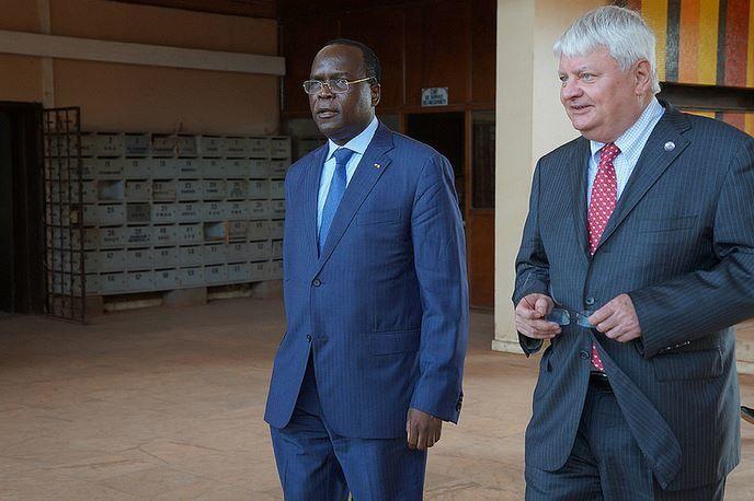 Centrafrique : Visite du sous-secrétaire général de l'ONU chargé des opérations