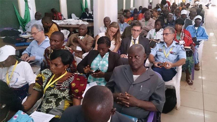 Au Forum de Bangui, les propositions des groupes mises en débat
