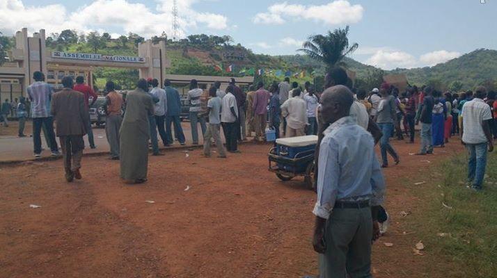 RCA: heurts à Bangui lors de la clôture du Forum de réconciliation