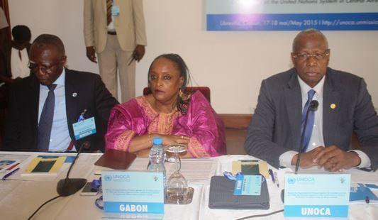 Lu pour vous : Les représentants spéciaux de l'ONU pour l'Afrique centrale en conclave à Libreville