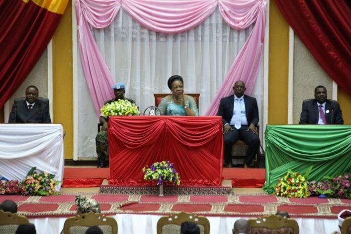 Centrafrique: un comité de suivi élu après le Forum de Bangui