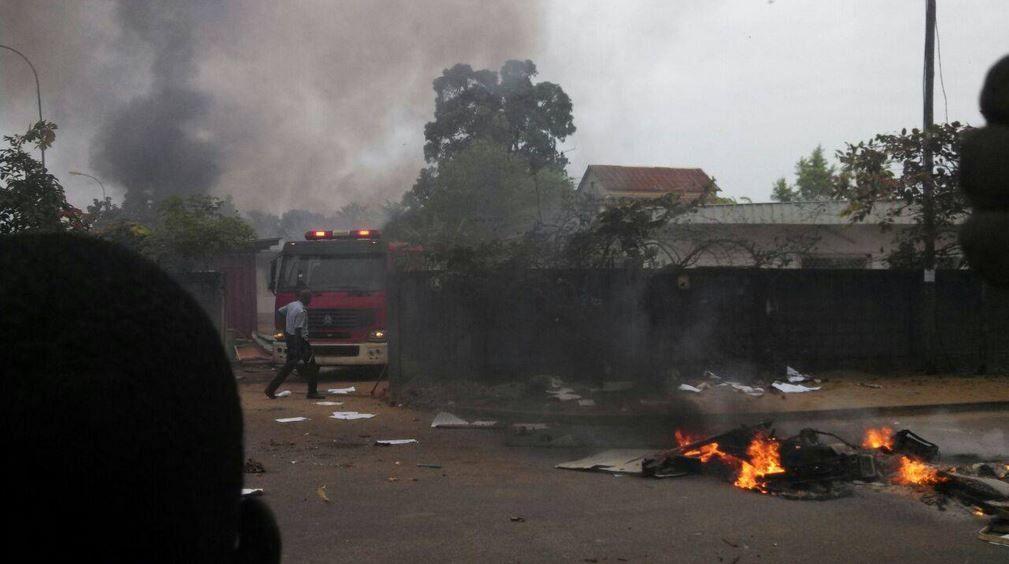 Congo: saccages à Brazzaville après l'annulation de l'épreuve du bac