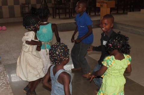 Journée de l'enfant africain: 120 orphelins fêtés à Bangui