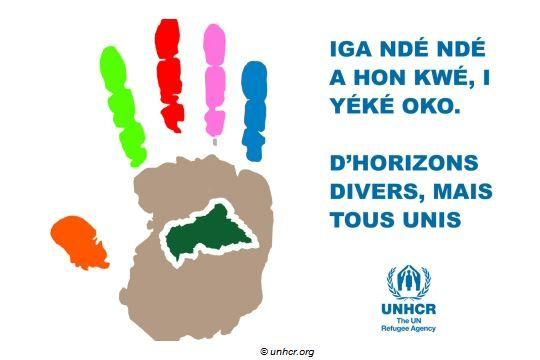 La Journée Mondiale des réfugiés lancée sous le signe de la paix et de l'unité en Centrafrique.