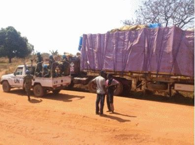 Centrafrique : Dix morts dans un accident de la circulation