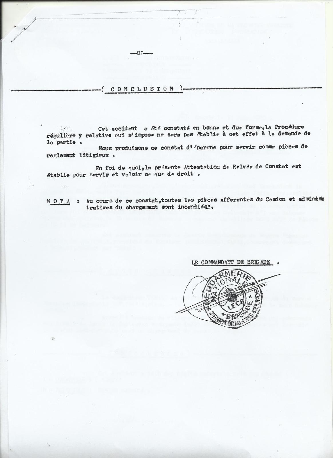 Insécurité sur l'axe Douala-Bangui : Menace de grève du syndicat des chauffeurs camerounais