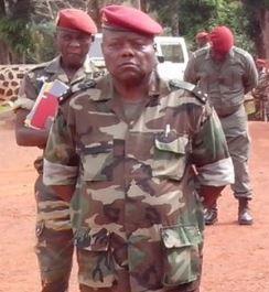 Forces armées centrafricaines cherchent Chef-d'état major
