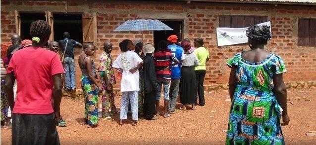 Lu pour vous : Centrafrique: Bilan à mi-parcours d'enregistrement des électeurs