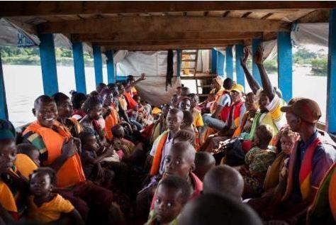 L'ONU rapatrie 600 réfugiés congolais depuis la Centrafrique