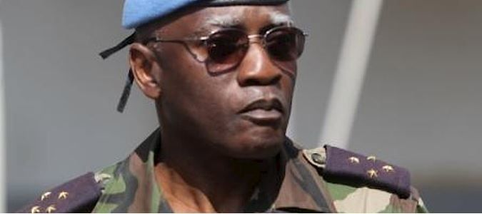 Lu pour vous : CENTRAFRIQUE : Gl Babacar Gaye poussé à la sortie