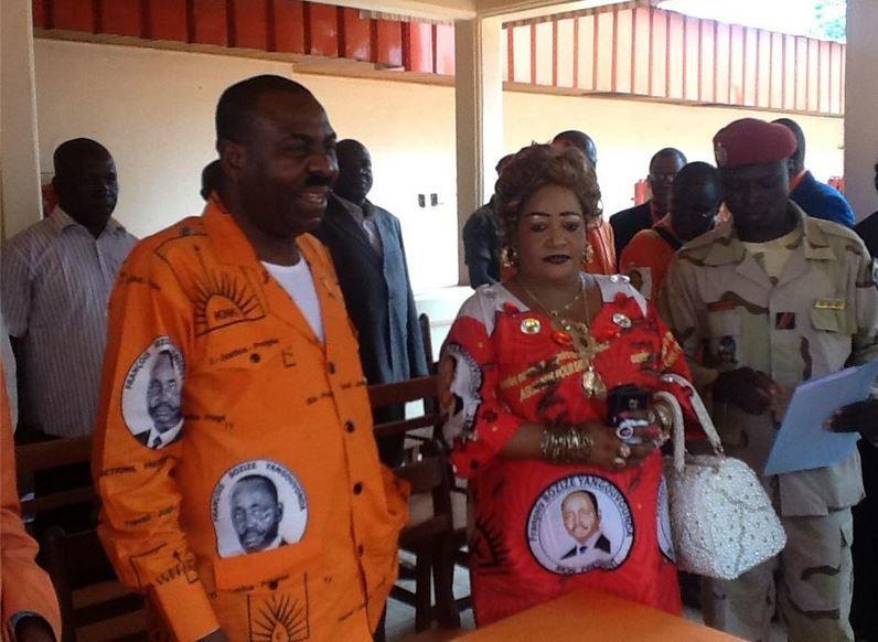 Centrafrique : arrestation du secrétaire général du parti de l'ex-président François Bozizé