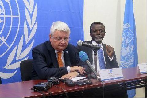 Centrafrique : l'ONU annonce des propositions pour lutter contre les abus sexuels par des Casques bleus