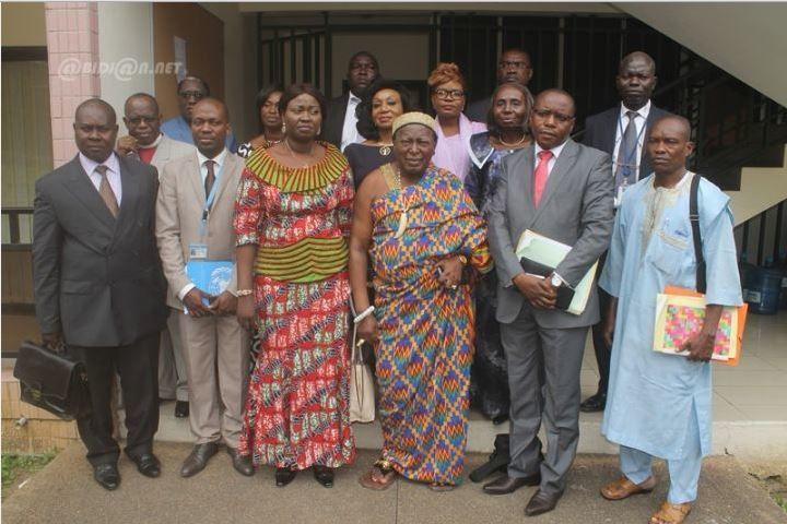 Lu pour vous : Processus de réconciliation : la Centrafrique prend conseil auprès de la Côte d'Ivoire