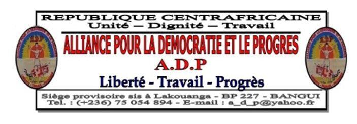DECLARATION DE L'ADP SUR LES TUERIES DU KM5
