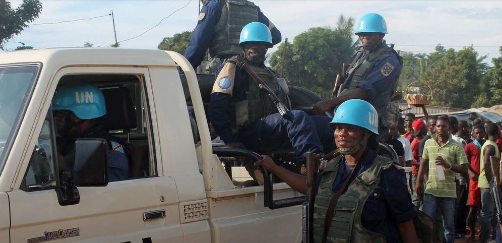 Centrafrique: trois manifestants tués par des Casques bleus à Bangui