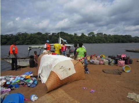RD Congo : Nouvel afflux de réfugiés dû à la crise centrafricaine