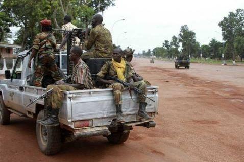 Centrafrique : Combat entre les forces internationales et les ex-Séléka à Sibut