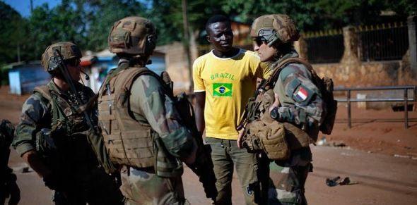 Lu pour vous : Centrafrique : repli différé pour les soldats français de Sangaris