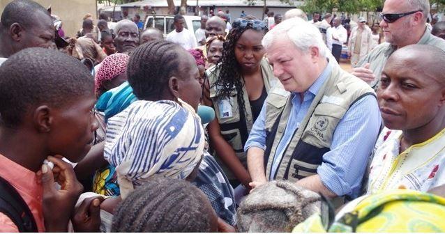L'ONU préoccupée par la situation des réfugiés au Cameroun