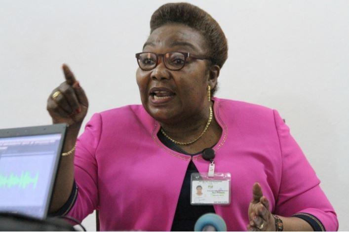 Centrafrique : Marie-Madelaine Hoornaert N'Kouet élue présidente de l' Autorité Nationale des Elections
