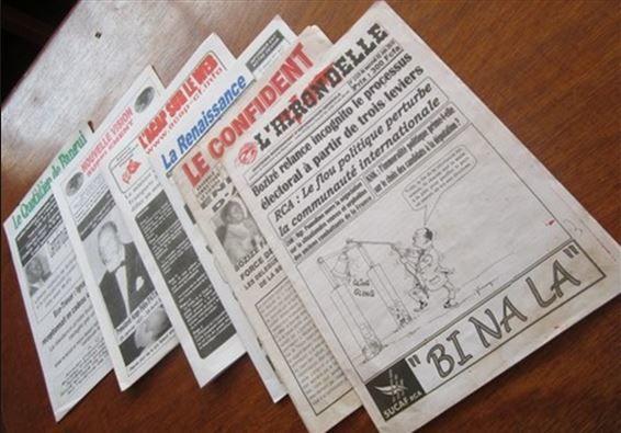 Le Haut Conseil de la Communication sanctionne quatre organes de presse