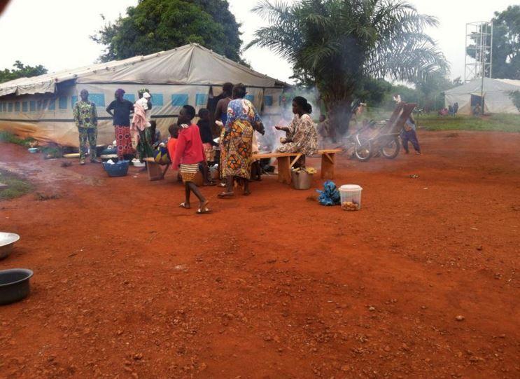 """Violences à Bangui : """"On a fait un pas en avant, puis trois en arrière"""""""