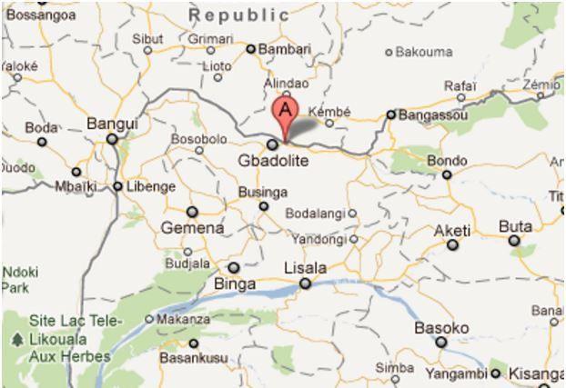 RDC: une incursion des Anti-balaka signalée au Nord-Ubangi