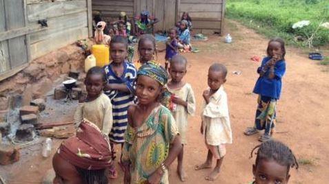 Centrafrique: 1,2 million d'enfants ont besoin d'urgence d'aide humanitaire
