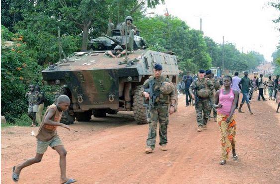Accusations de viols en Centrafrique : Quatre militaires français entendus