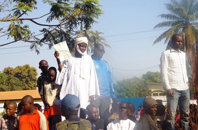 Referendum constitutionnel en Centrafrique: tirs à l'arme lourde dans l'enclave musulmane de Bangui
