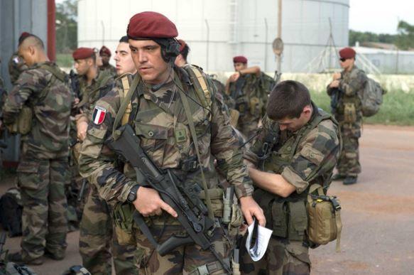 La France entre deux feux en Centrafrique