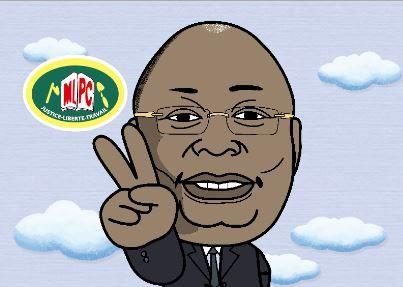 Le parti UDECA appelle à voter massivement Martin ZIGUELE
