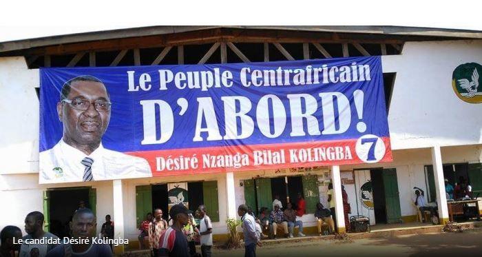 Communiqué de presse du RDC