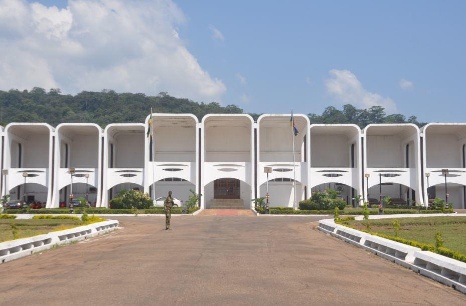 Commencement de la lettre de l'ancien Vice-Doyen de la Faculté des Sciences Juridiques et Politiques de l'Université de Bangui au futur Président de la République Centrafricaine