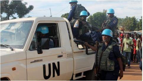 Centrafrique: l'ONU retire le contingent congolais de la Minusca