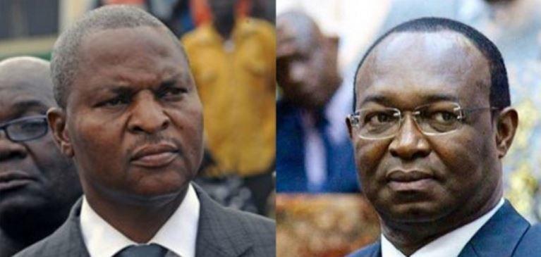 Présidentielle en Centrafrique: duel d'hommes discrets entre le banquier et l'universitaire