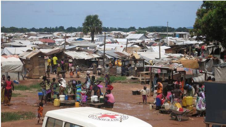 République centrafricaine : des milliers de déplacés entre souffrances et incertitude