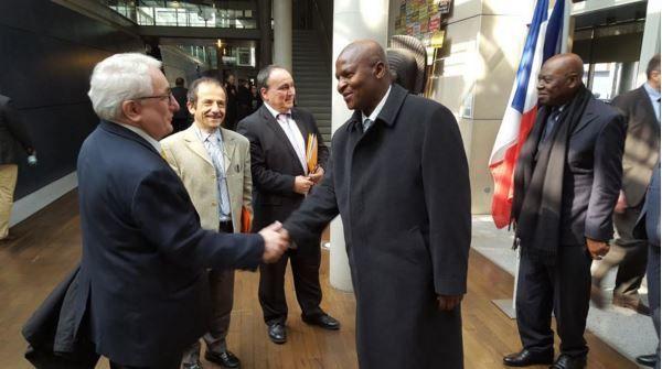 RCA: visite en France pour le président élu Touadéra avant son investiture