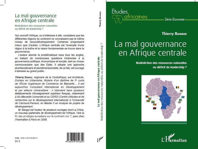 Disponible maintenant à Bangui
