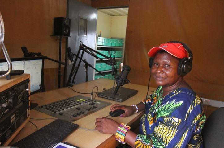 Lu pour vous : En Centrafrique, la guerre des ondes contre la LRA