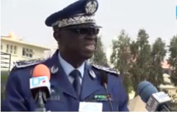 Lu pour vous : Le Général de brigade Jean Baptiste Tine avertit ses troupes sur les «abus sexuels en Centrafrique » : «Nous n'en voulons pas. Ne souillez surtout pas notre drapeau national! »
