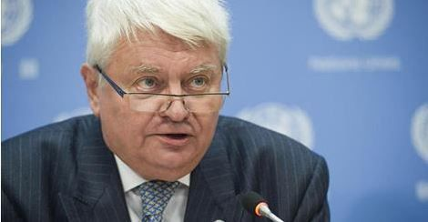 L'ONU salue les progrès en matière de paix en Centrafrique