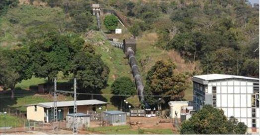 Centrafrique: réhabilitation de la centrale hydroélectrique de Boali