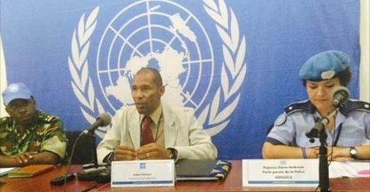 LES NATIONS UNIES AUX CÔTÉS DE LA CENTRAFRIQUE ALORS QUE LE PAYS PRÉPARE SES REFORMES