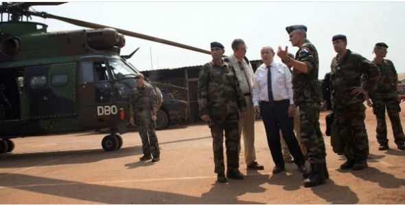 Lu pour vous : France : bye-bye Bangui !