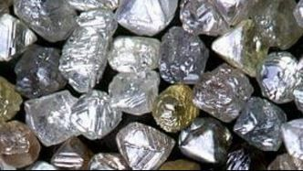 Centrafrique : reprise officielle de l'exportation de diamants