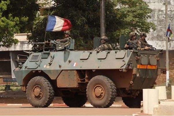 Centrafrique : Hollande annonce la fin de l'opération Sangaris pour octobre