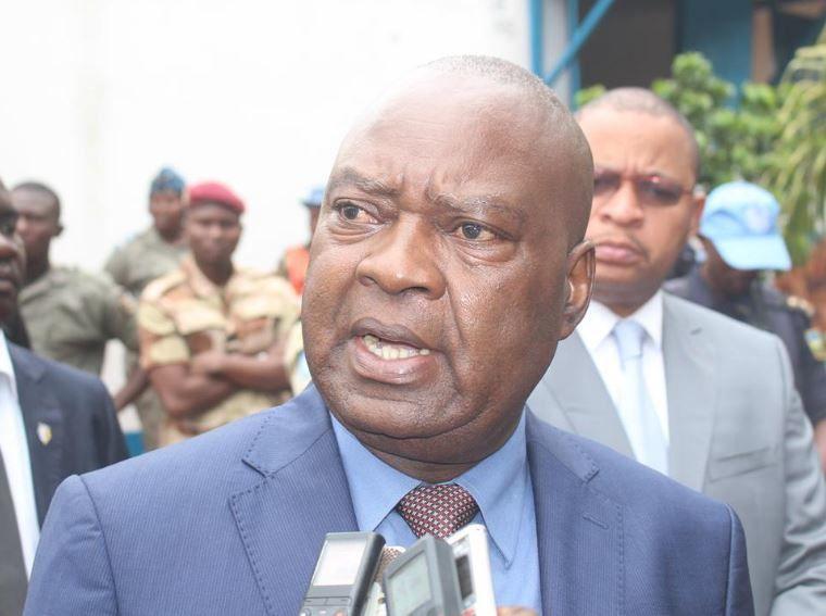 Le PM centrafricain dénonce les agissements des ex-rebelles sélékas