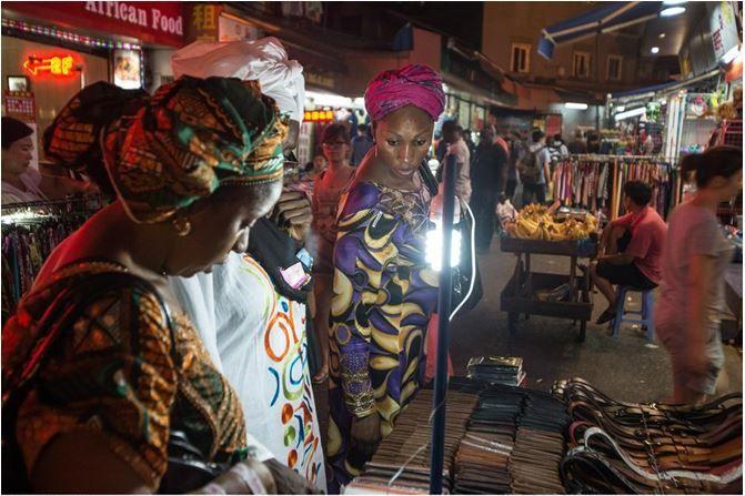 Lu pour vous : A Canton, «même les Chinois se sont mis à parler lingala et bambara»